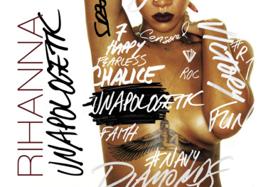 Rihanna-Kampagne